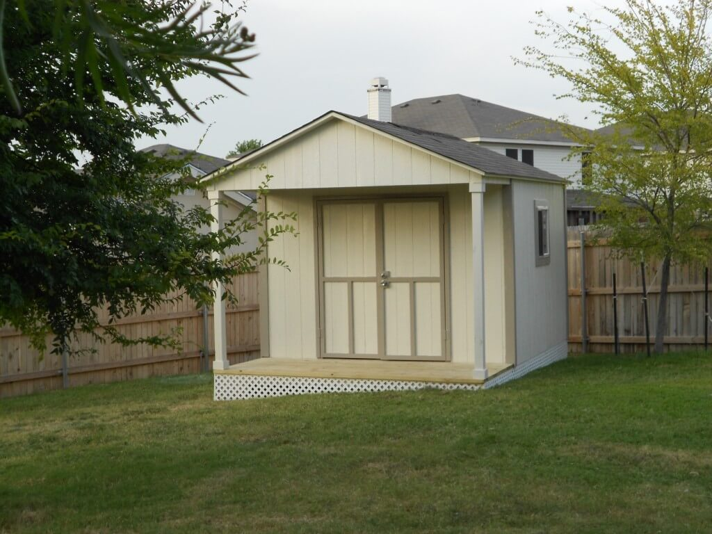 ^ DFW Shed and Fence ompany Justin , Quality Builders